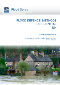 Flood Defence Methods for Residential Properties UK