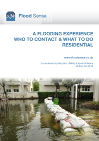 Residential Flood Experience