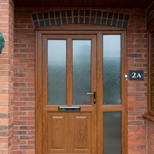 uPVC Flood Door